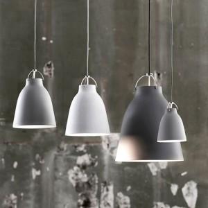 Combinación Lámparas suspensión Caravaggio Matt Fritz Hansen
