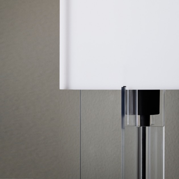 Detalle Lámpara Cross Plex T500 de Fritz Hansen en Moises Showroom
