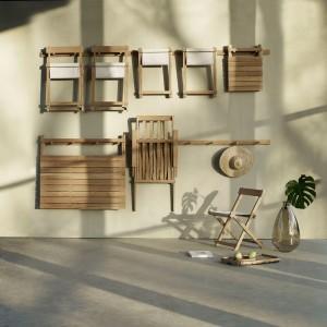 colección outdoor Carl Hansen 2020 en ambiente. Disponible en Moisés showroom