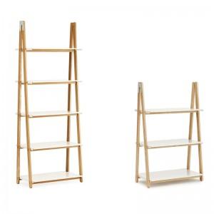 Estanterías colección Step Up Bookcase de  Normann Copenhagen.