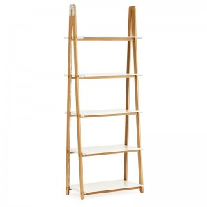 Estantería One Step Up Bookcase alta color blanco de Normann Copenhagen