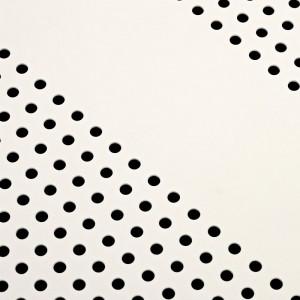 detalle acero blanco Toj Clothes Rack de Normann Copenhagen