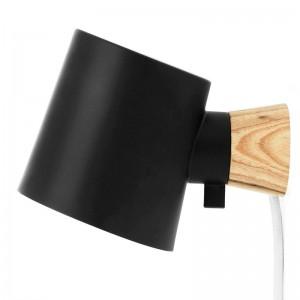 comprar Lámpara de pared Rise negro de Normann Copenhagen