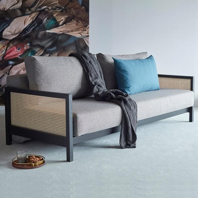 salón con sofá cama Narvi color 521 de Innovation Living