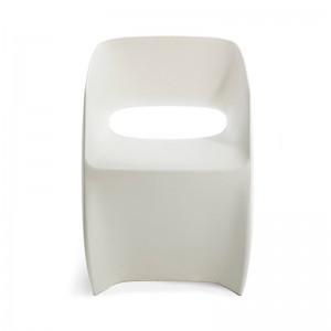 Butaca OM basic Mobles 114 blanco puro