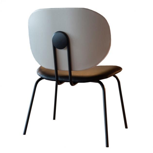 Silla Hari XL de Ondarreta estructura negra