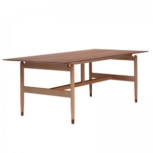 Mesa Kaufmann table de Finn Juhl en Moises Showroom