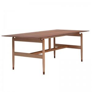Mesa Kaufmann table de Finn Juhl en Moises Showroom