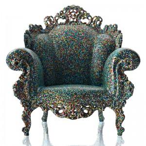 Sillón Magis Proust multicolor