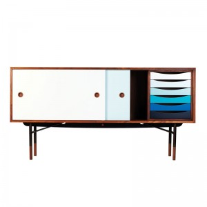 Sideboard with Tray Unit - House of Finn Juhl