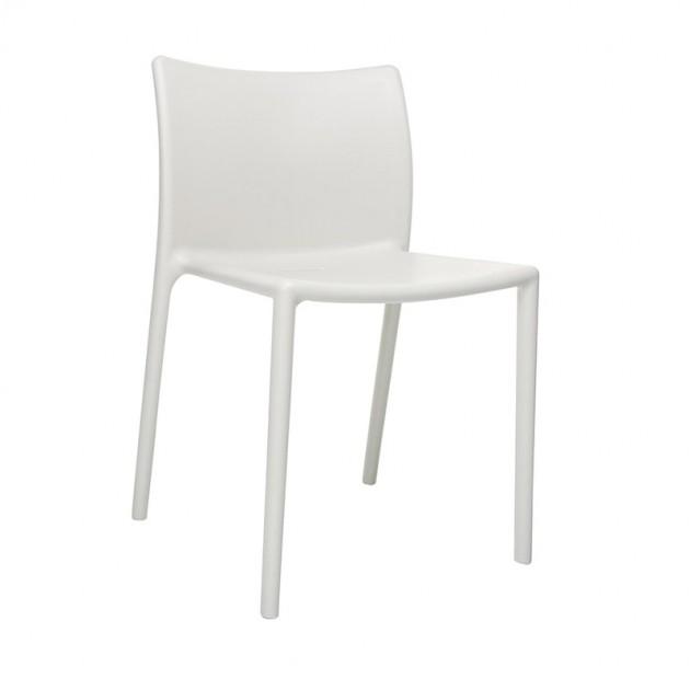 Silla Air Magis color blanco