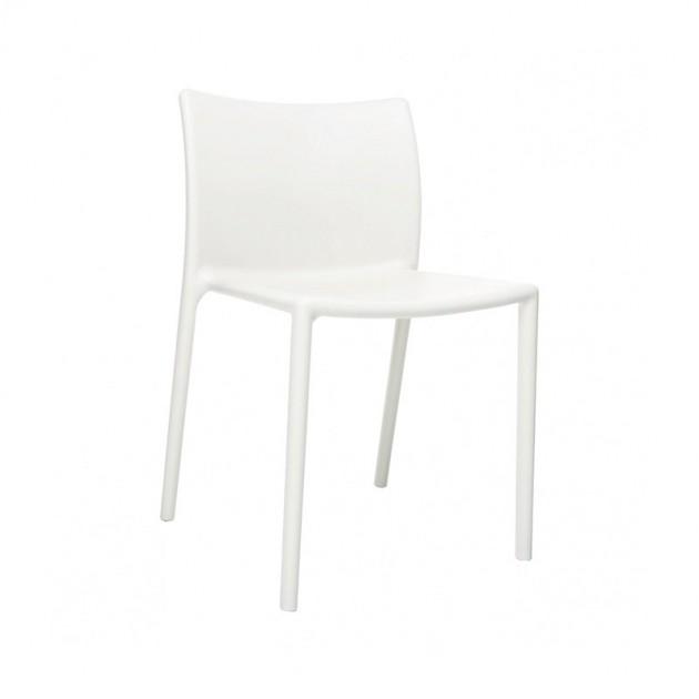 Silla Air Magis color blanco puro