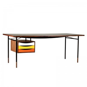 Nyhavn Desk with Tray Unit - House of Finn Juhl