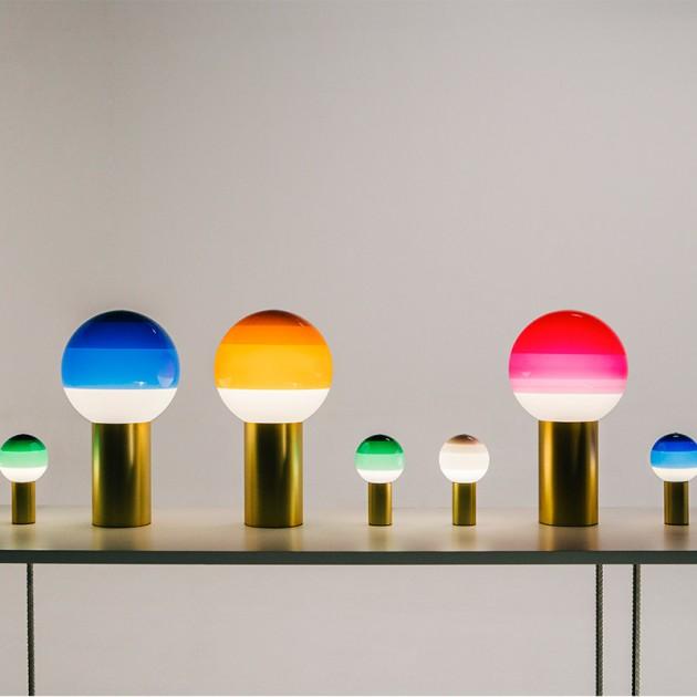 ambiente colección Dipping Light S y M de Marset