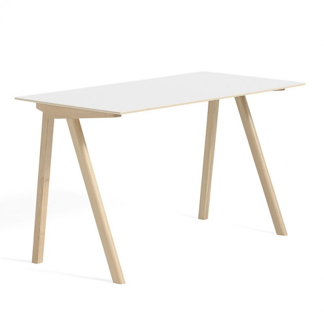 Mesa de escritorio Copenhague CPH 90 Desk de HAY en Moises Showroom