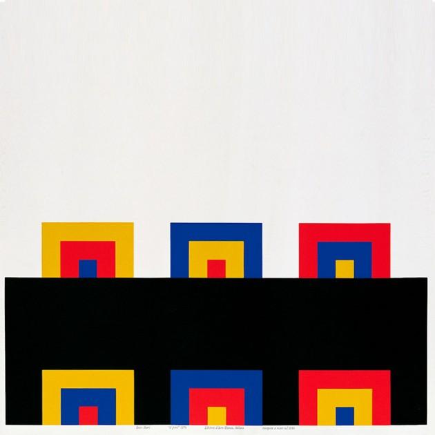 volúmenes y colores Le Porte Danese Milano