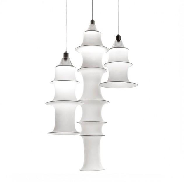 Lámparas de suspensión Falkland Danese Milano