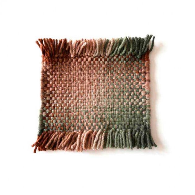 muestra tejido Alfombra Shade Palette 4 Nanimarquina