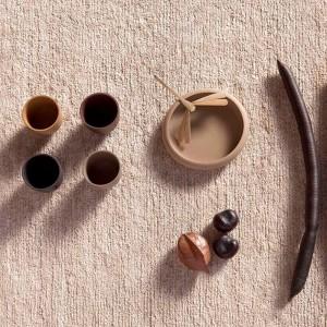 textura alfombra Nettle Nanimarquina