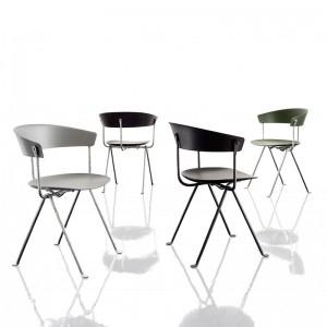 Colección sillas Officina polipropileno Magis