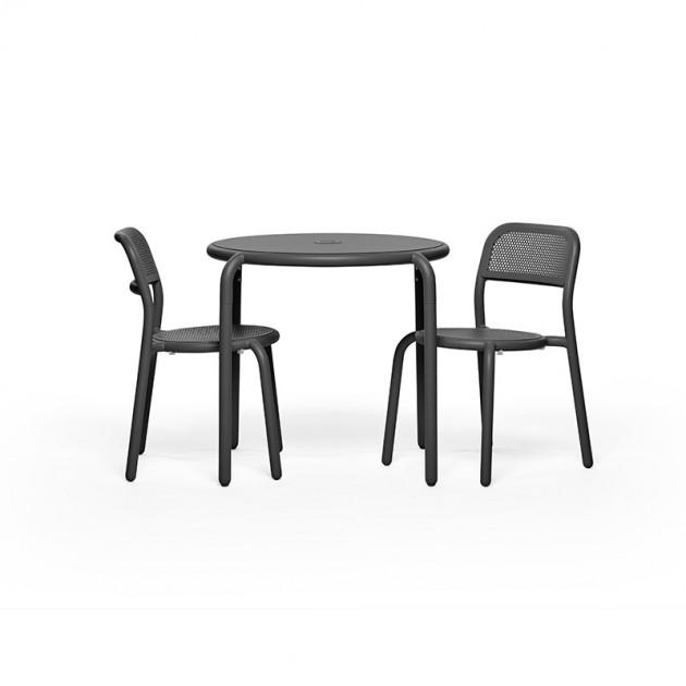 comprar silla y mesa Toní Fatboy antracita
