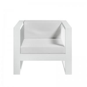 sillón Na Xemena blanco Gandia Blasco