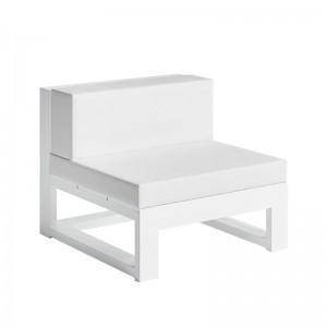 comprar Sofá modular 3 Na Xemena blanco Gandia Blasco