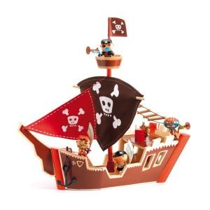 Ze pirat boat - Djeco