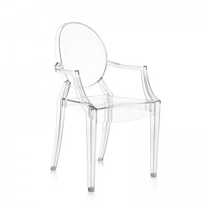Louis Ghost Kartell cristal