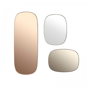 Espejo Framed Mirror Large de Muuto en Moises Showroom