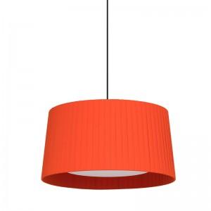 lámpara suspensión GT5 ámbar Santa&Cole