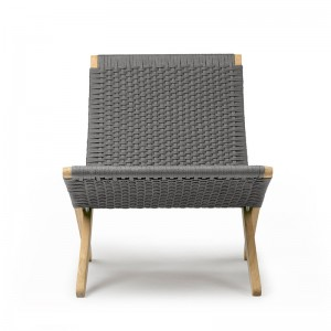 Comprar Butaca Cuba chair MG501 exterior de carl Hansen. Disponible en Moisés showroom