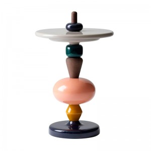 Shuffle table de &tradition color Spectrum