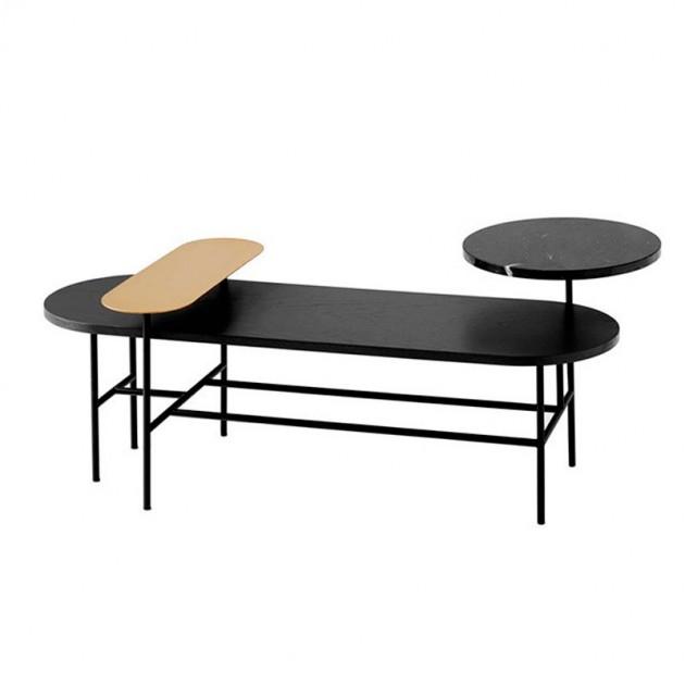 comprar mesa auxiliar Palette JH7 &Tradition