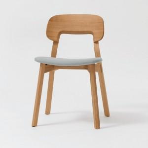 silla Nonoto roble tapizada Zeitraum