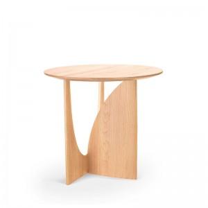 mesa auxiliar Geometric Roble Ethnicraft