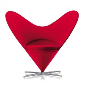 Heart Cone Chair - Vitra