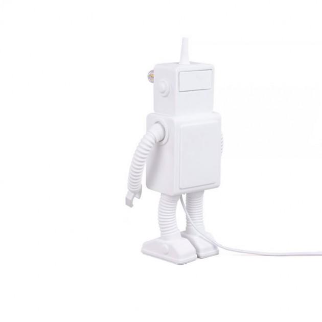 lámpara de diseño Seletti Robot