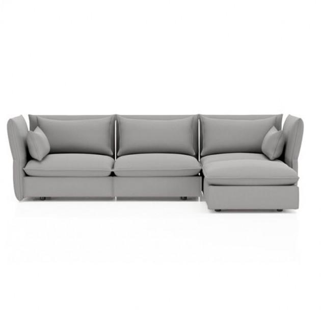 Mariposa Corner sofá chaiselongue derecho Vitra