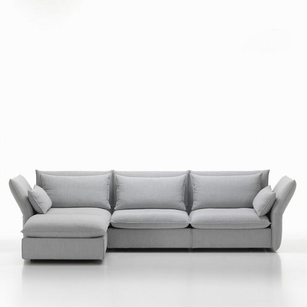 Mariposa Corner Vitra brazos reclinables
