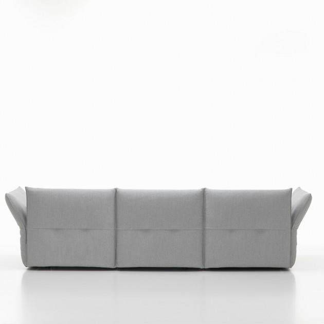 respaldo y brazos reclinables sofá Mariposa Corner Vitra