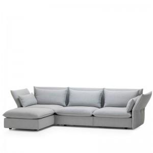 sofá Mariposa Corner chaiselongue izquierdo Vitra