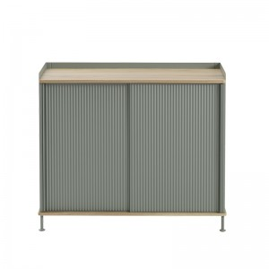 Aparador Enfold Sideboard Tall de Muuto en Moises Showroom