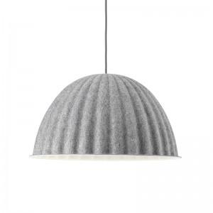 Lámpara Under The Bell 55 grey de Muuto en Moises Showroom