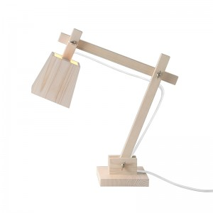 Lámpara de sobremesa Wood Table Lamp de Muuto en Moises Showroom