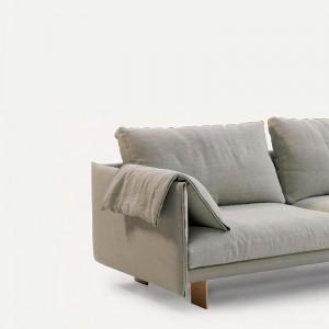 detalle brazo sofá Deep Sancal 2 plazas