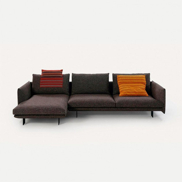configuración modular sofás Deep Sancal