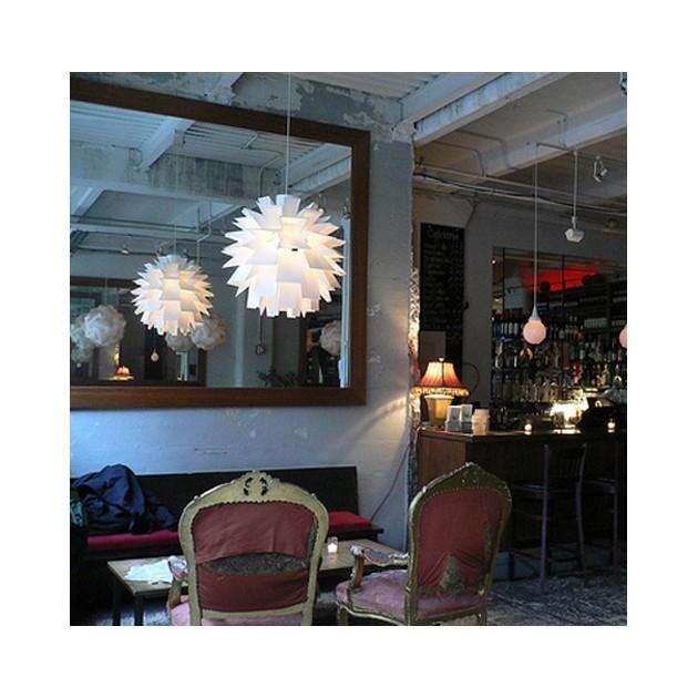 restaurante Lámpara de suspensión Norm 69 de Normann copenhagen