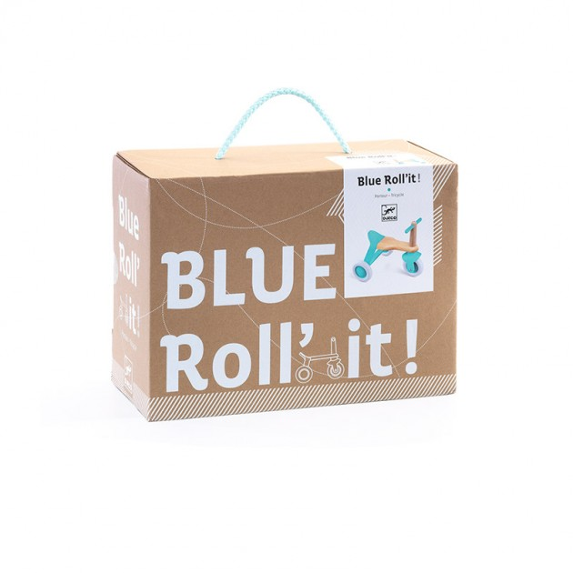 Blue roll'it! Djeco
