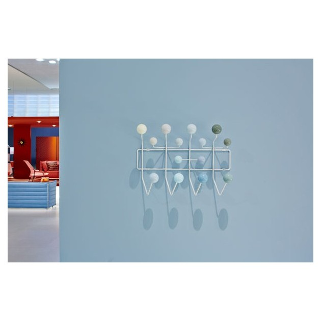 Perchero Hang It All blanco Vitra